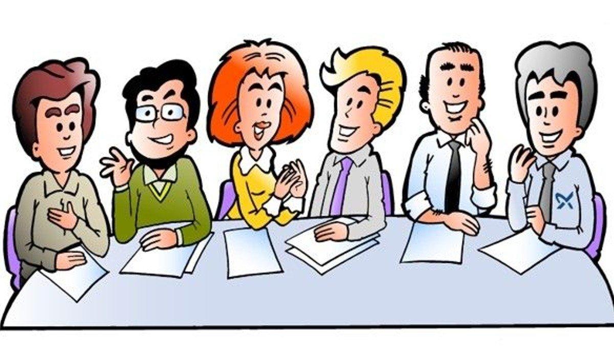 Menighedsrådsmøde - Det nye menighedsråd konstituerer sig