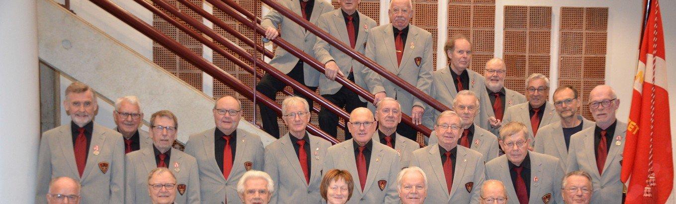 Adventskoncert med Mandskoret Sønderborg