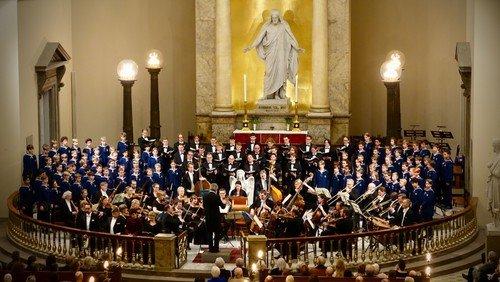 Koncert: J.S. Bach: Johannespassionen (entré)