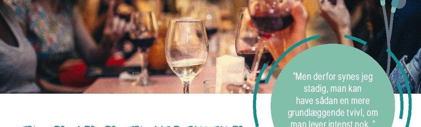 Til jer, der er til dybe samtaler over et glas vin:  Podcast og eksistentielle samtaler om at være menneske