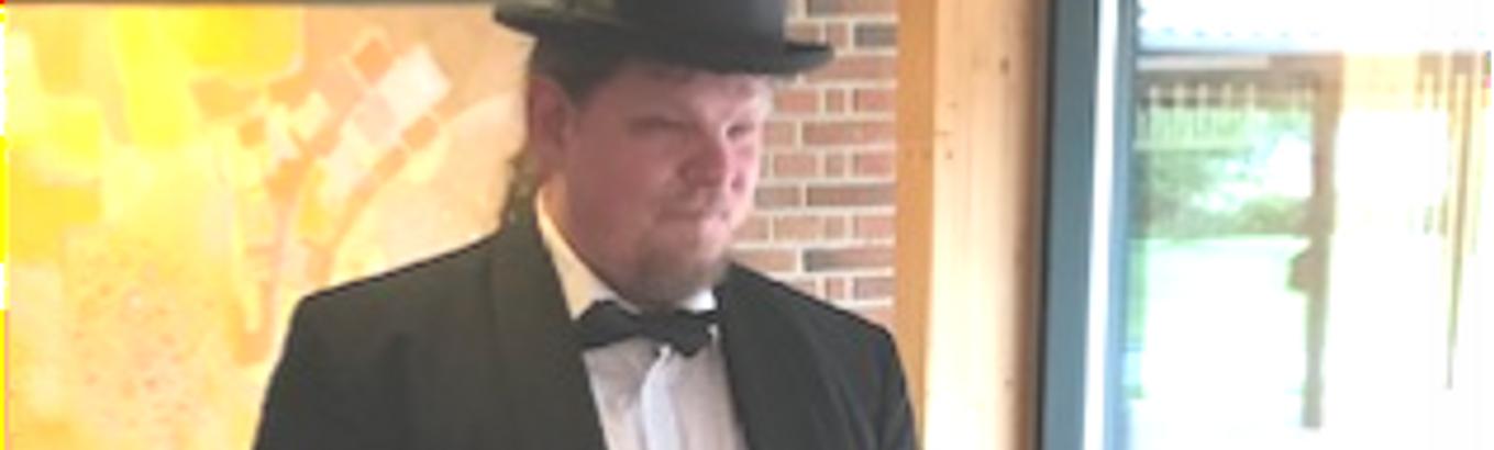 Herreværelset - Vores organist Peter Emil Ryom fortæller om vejen til Bistrupkirken