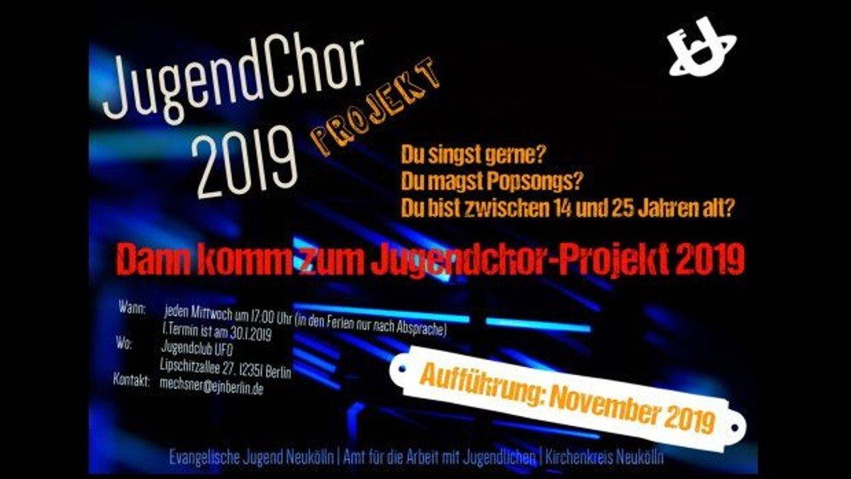 UFO-Jugendchorprojekt 2019