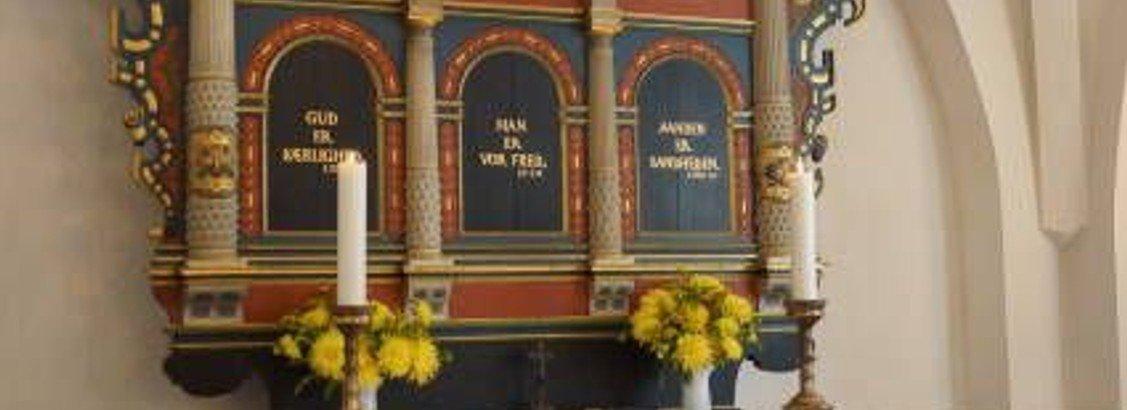 St.Tårnby Kirke, påskegudstjeneste