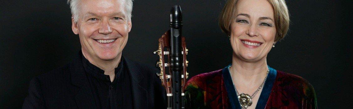 Koncert med Michala Petri og Lars Hannibal