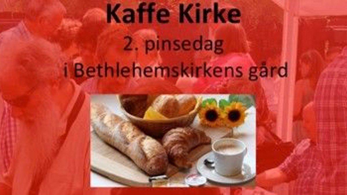 Højmesse 2. pinsedag: Kaffe Kirke og hoppeborg