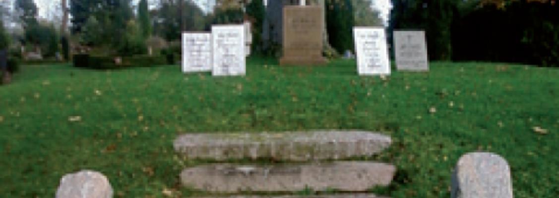 Kirkegårdsvandring kl. 18:00