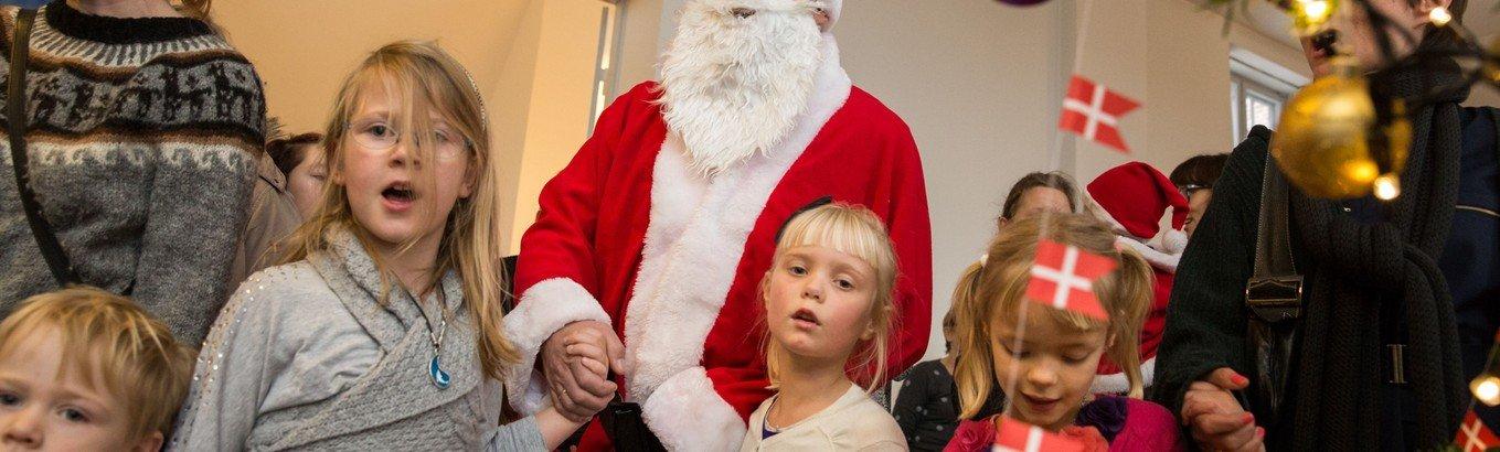 Juletræsfest for børnefamilier v/ Helene Ferslev (UDSOLGT)