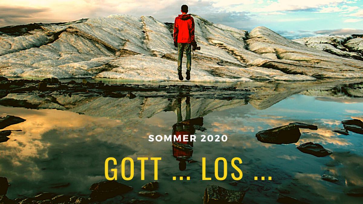 """Sommerpredigtreihe """"Gott ... los ..."""" mit Kirchen-Café"""