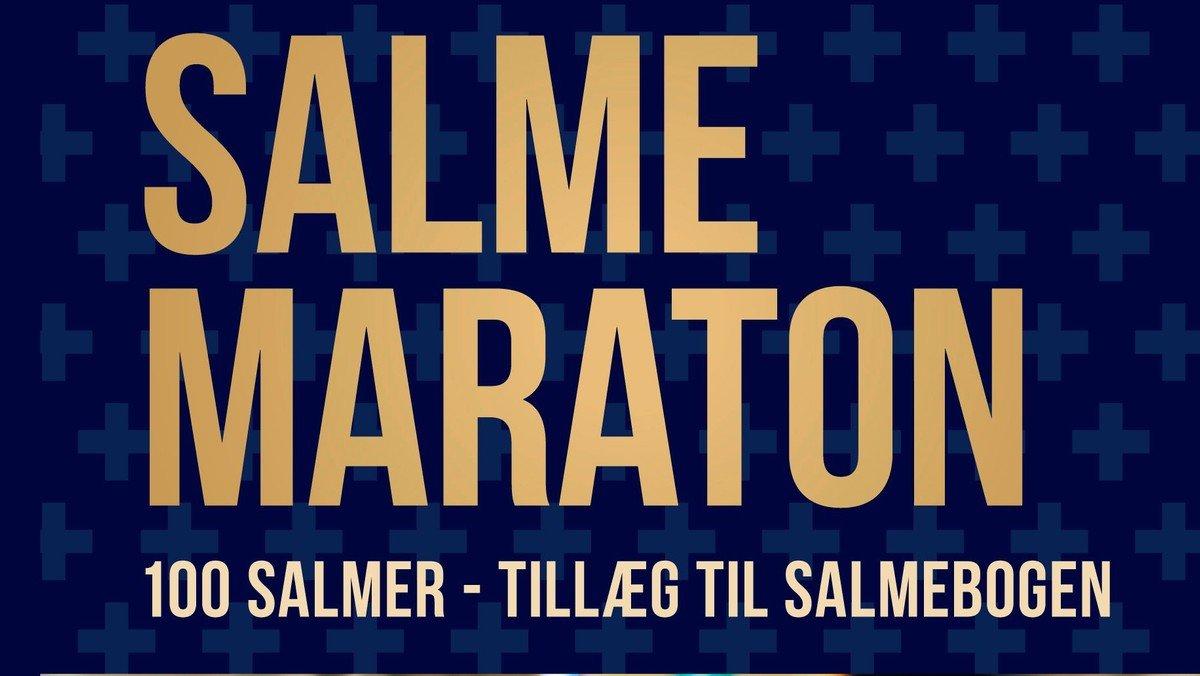 Salmemaraton 100 salmer - Tillæg til salmebogen