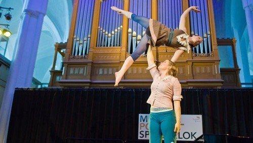 Orgel og cirkus