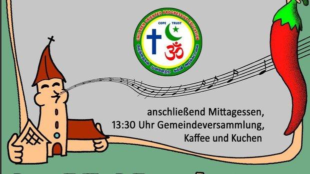Gottesdienst mit Chili & Musik in Konradshöhe