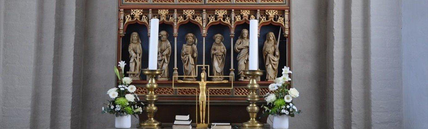 Ny præst til Vejlby Kirke
