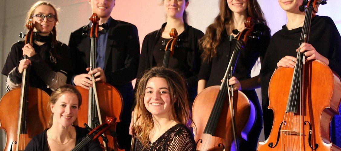 Benefizkonzert -Musikschulen öffnen Kirchen
