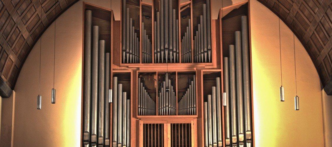 Heitere und festliche Orgelmusik