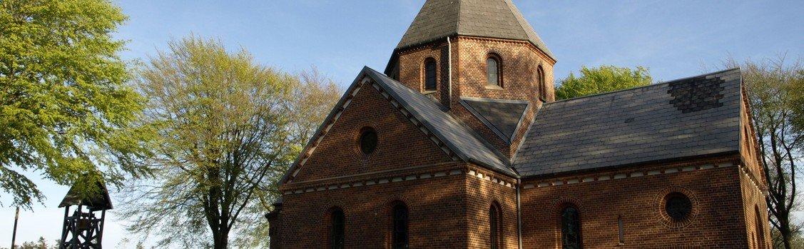 Tiphede kirke - Alle Helgens gudstjeneste