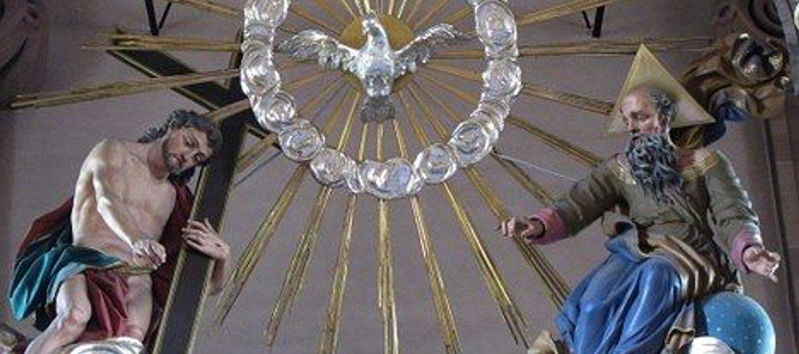 Højmesse v/ES Trinitatis - 1 dåb