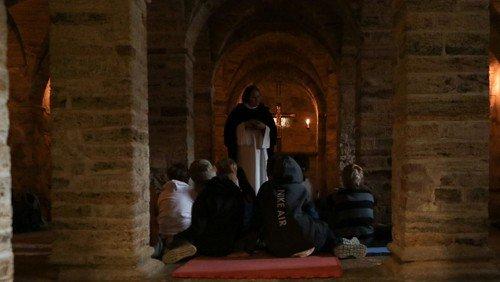 Kirken lukket for besøg  pga. undervisning v. Skole-Kirke-Samarbejdet: Den gode bibelhistorie