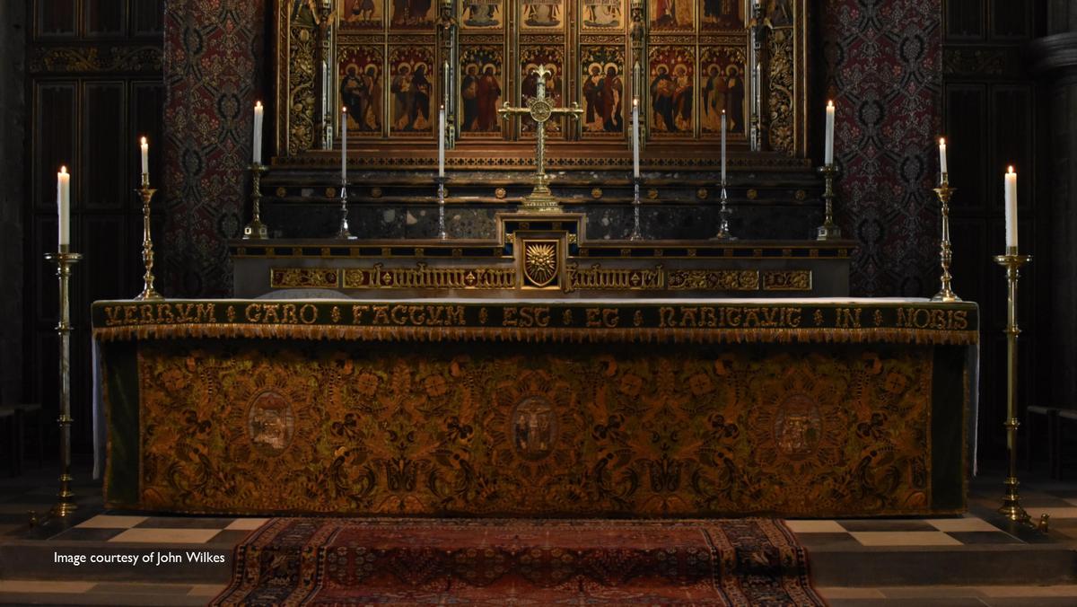Parish Eucharist on Facebook only