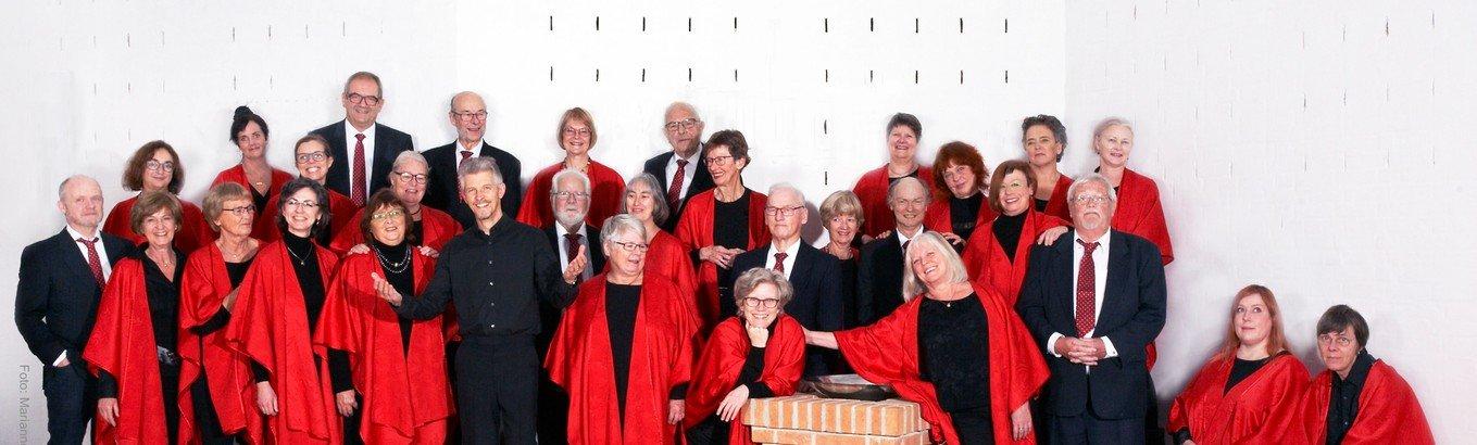 Koncert med Roskildekoret