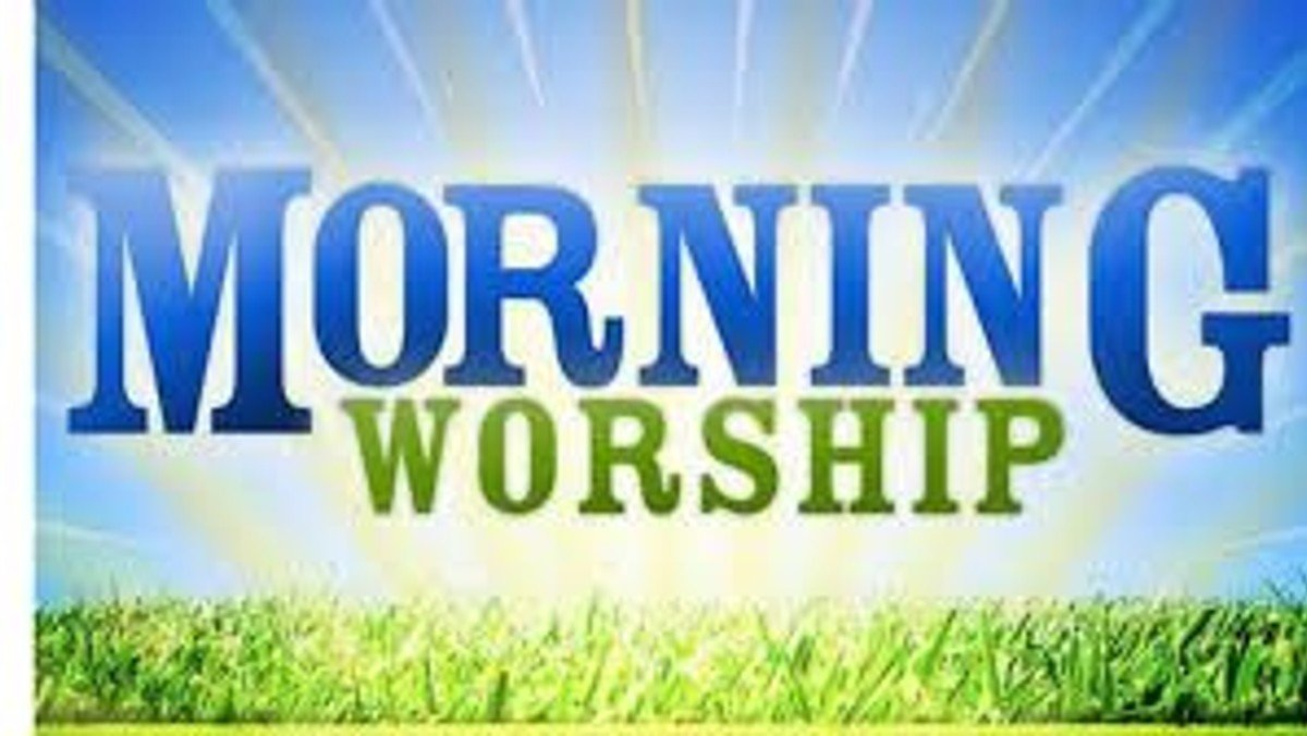 10 am Morning Worship