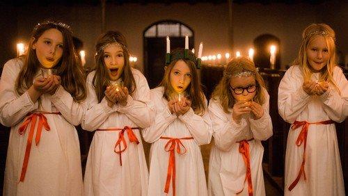 Julegudstjeneste for børnefamilier