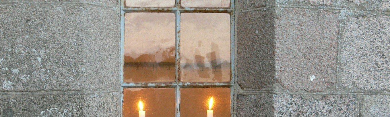 4. maj-aften i Bejstrup Forsamlingshus og Bejstrup Kirke