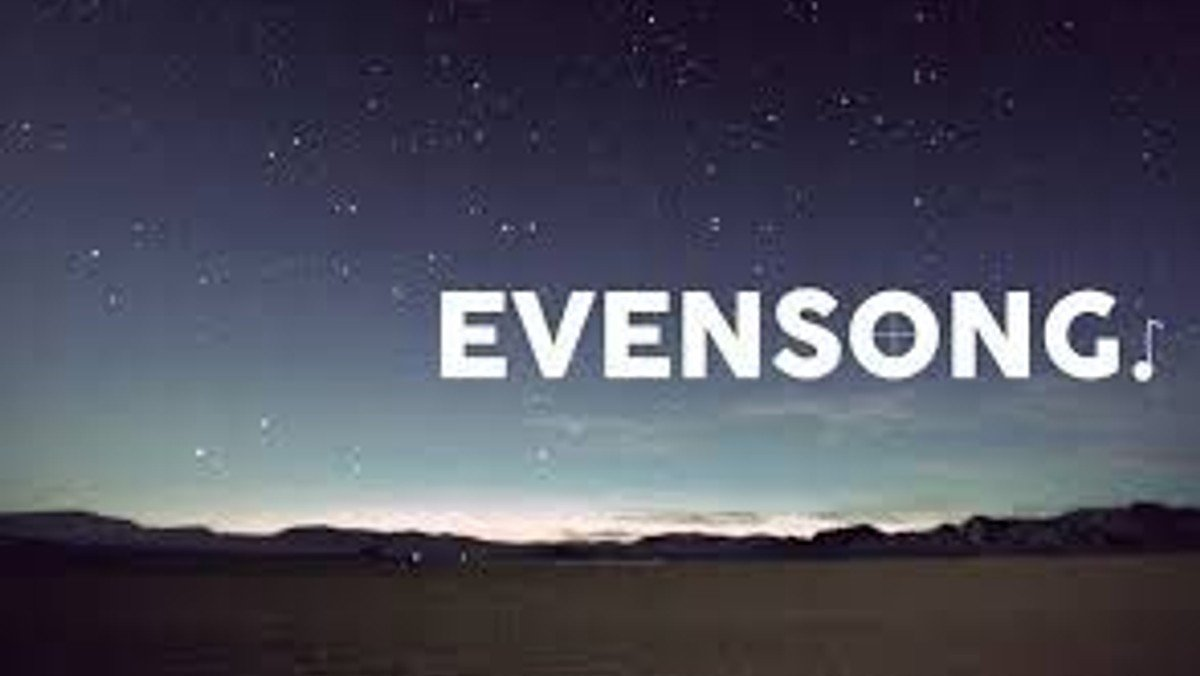 6pm Evensong