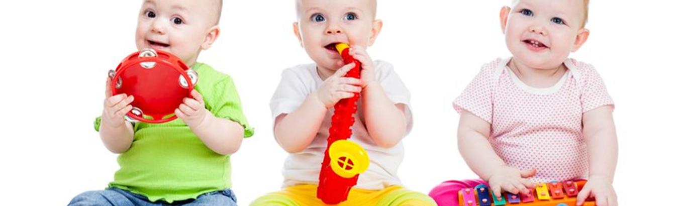 BabyPOPgudstjeneste i Kirkens hus