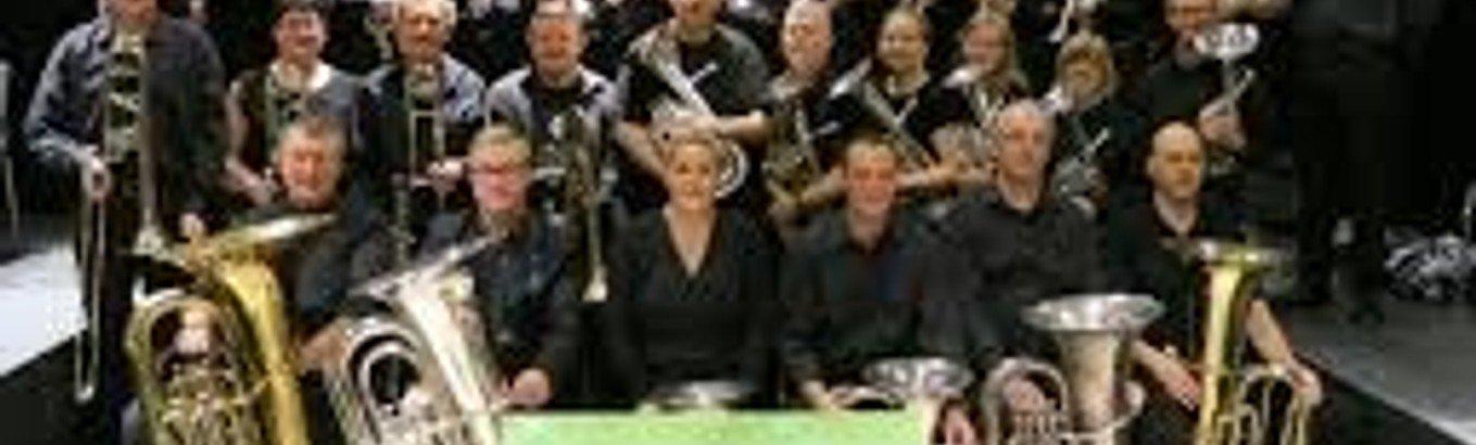 Koncert med Gefion Brassband