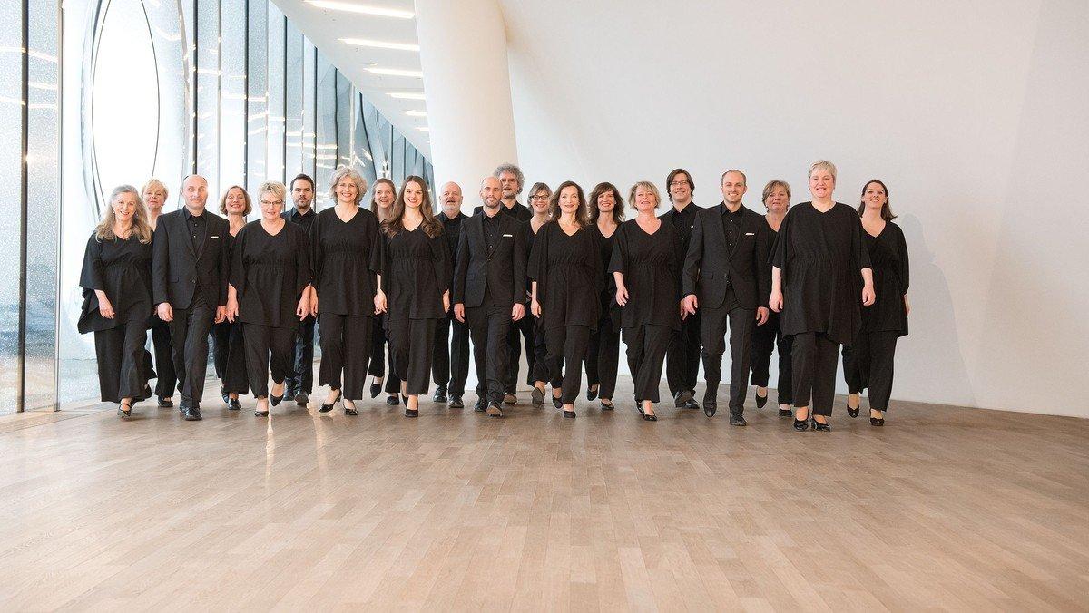 """""""A Hymn to the Virgin"""" - Weihnachtskonzert des NDR Chor"""