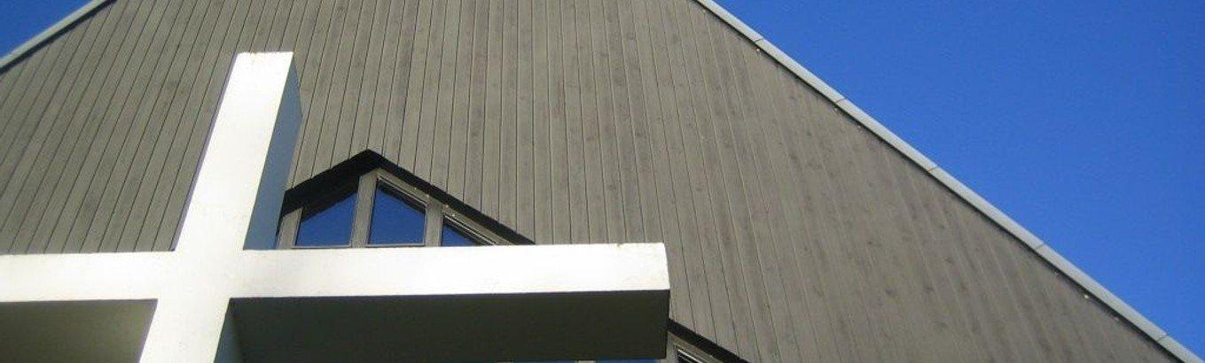 Højmesse - 6. s. efter påske fra første række