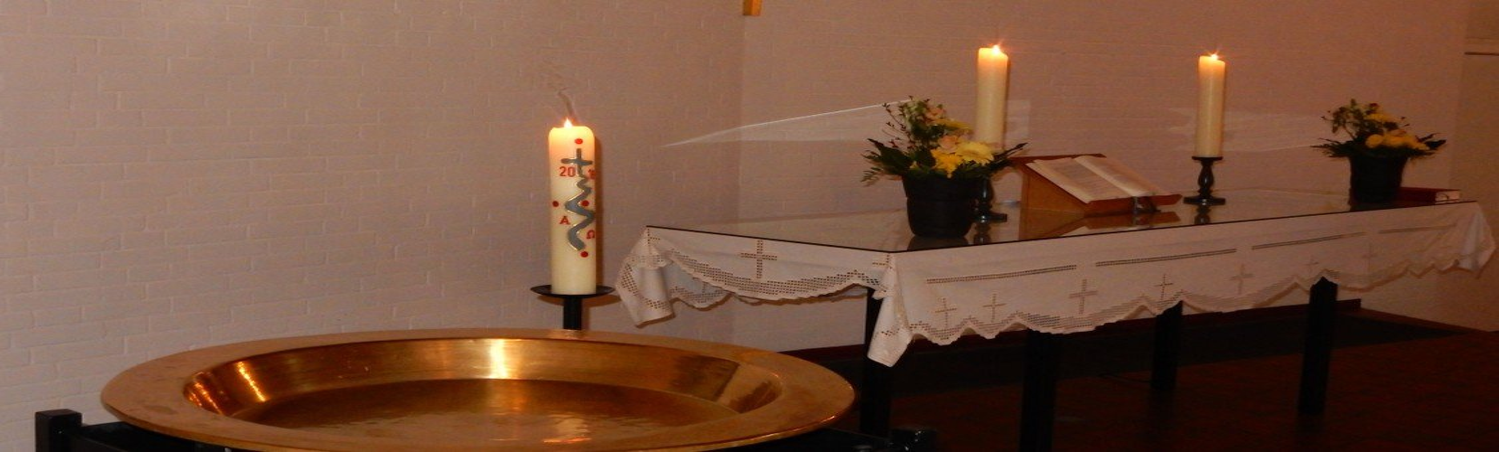 Gottesdienst mit Abendmahl mit Pastor Grabarske