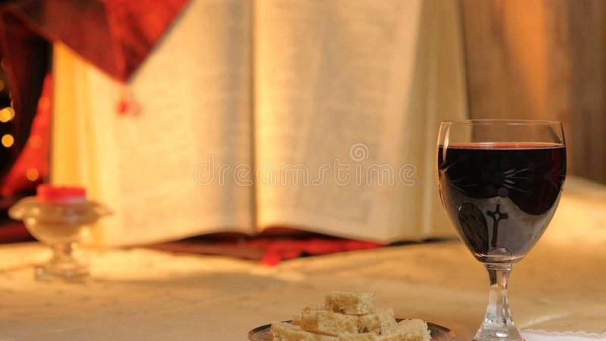 Short Service of Holy Communion @ 9:30am in the Chancel