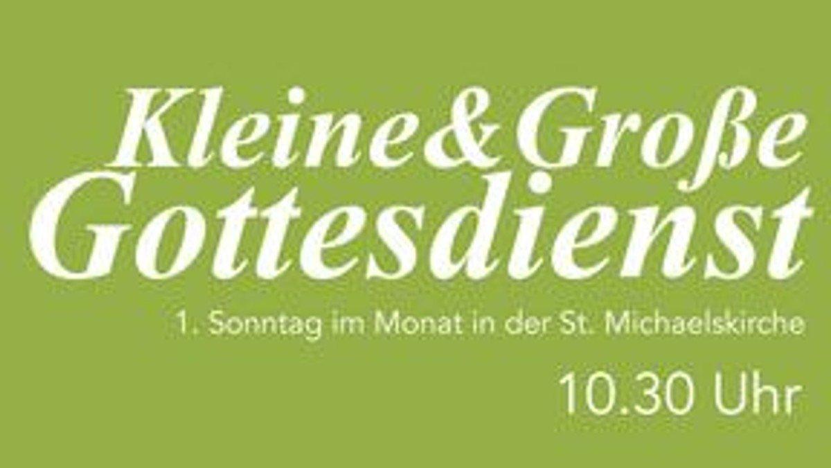 """Gottesdienst für Kleine und Große """"Lichterzeit"""" mit Basar - Verkauf"""