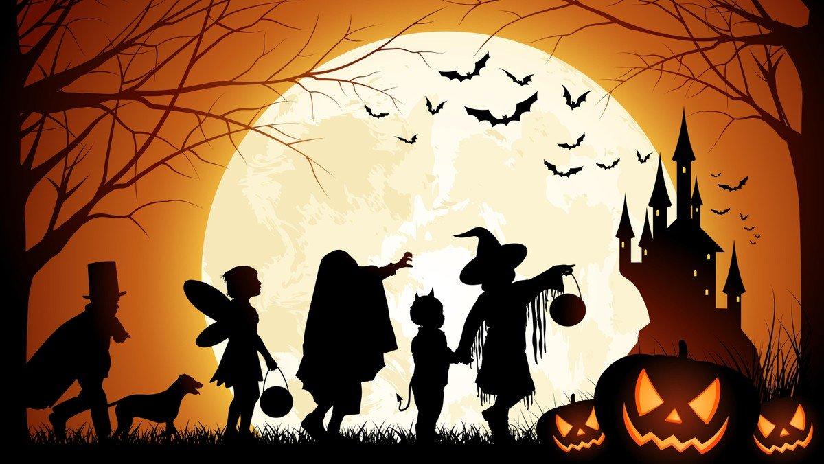 Småbørnsgudstjeneste - Halloween