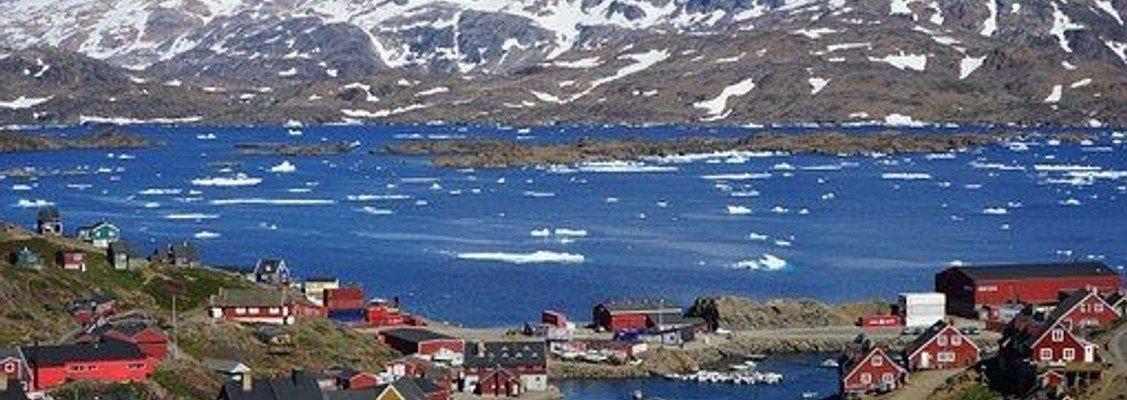 Sogneeftermiddag: Mit liv og mit Grønland