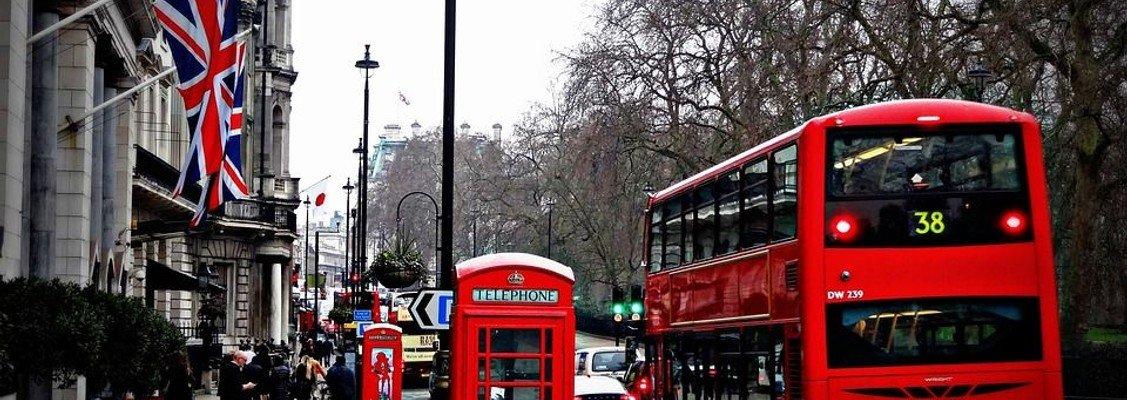Sogneeftermiddag: London før og nu