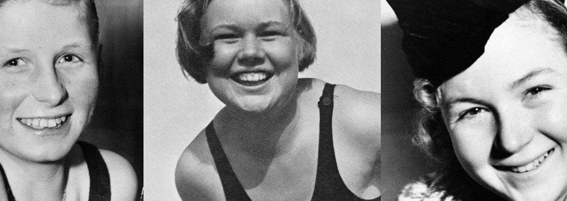 Højskoleeftermiddag ved Tommy Heisz - Svømmepigerne der forførte Danmark i 1930'erne