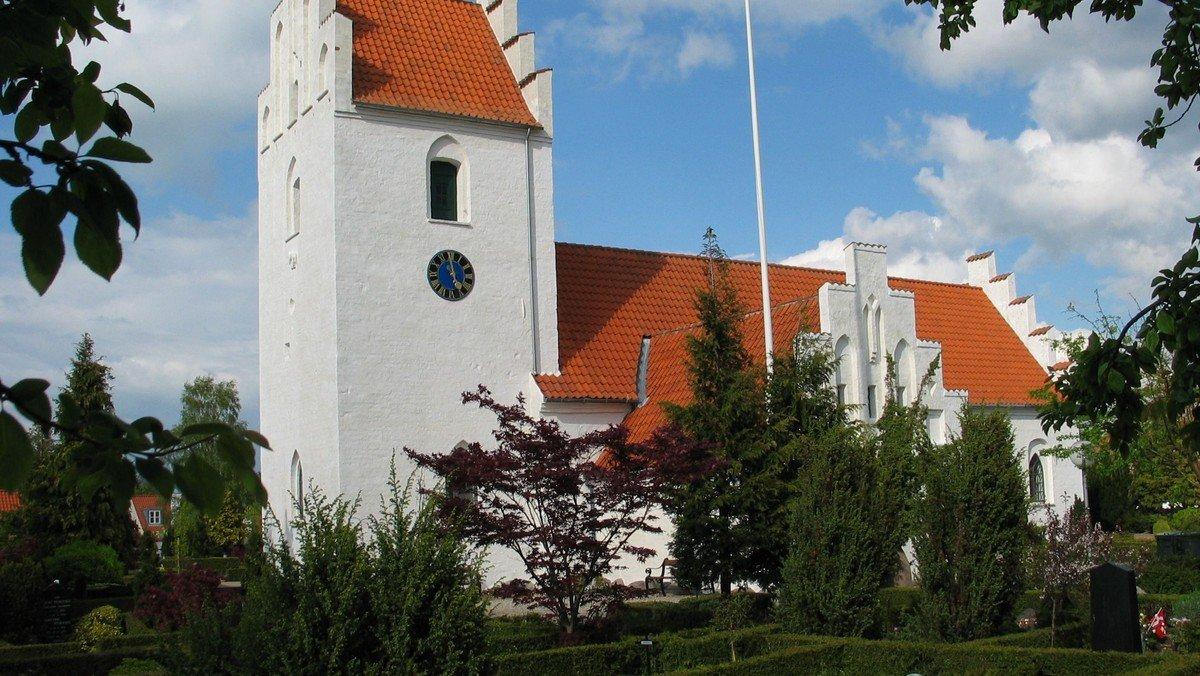 Gudstjeneste Karlslunde kirke