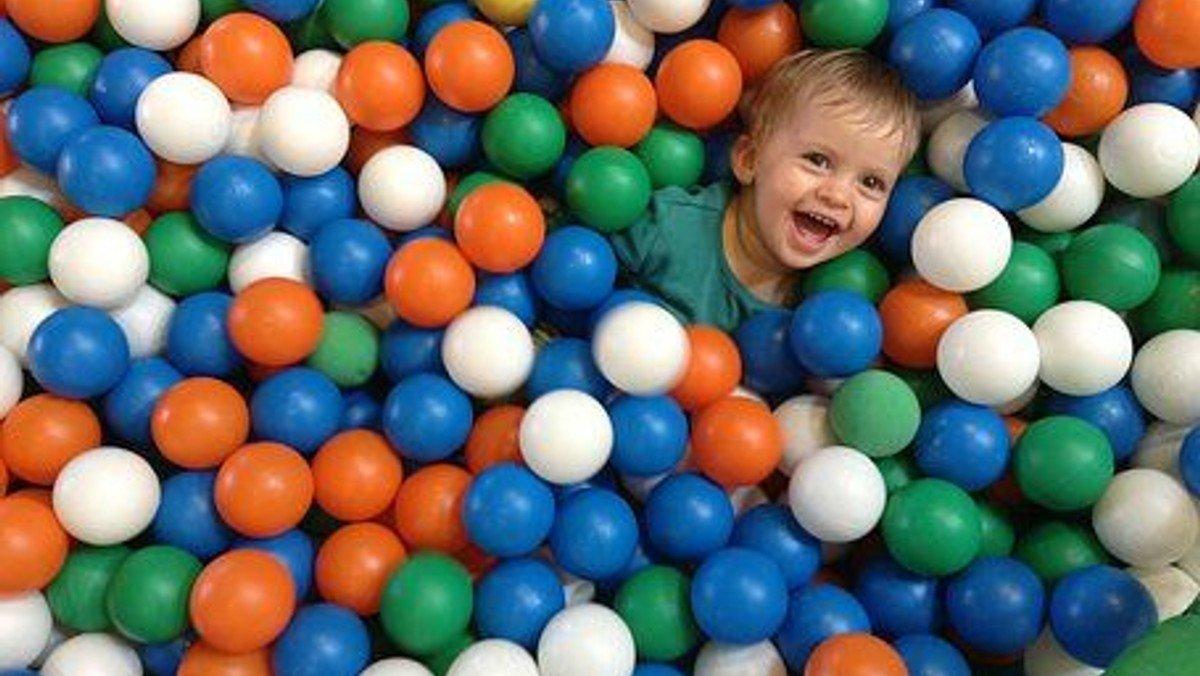 Salmerytmik for 1-3 årige