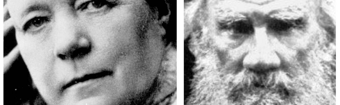 Gretelyaften - Legender - Selma Lagerlöf og Leo Tolstoj
