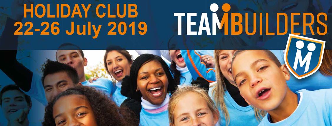 2019 HOLIDAY CLUB