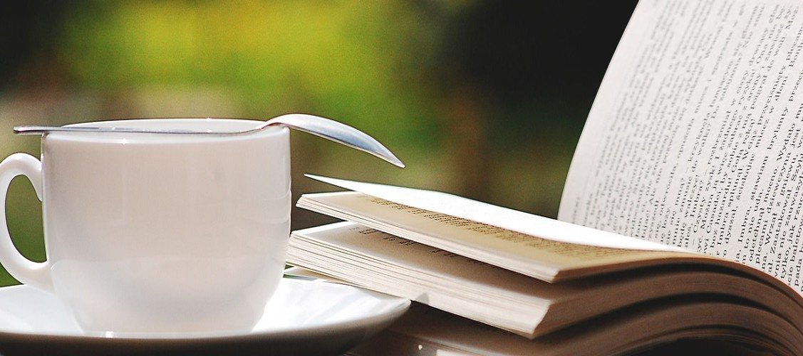 Buch und Café