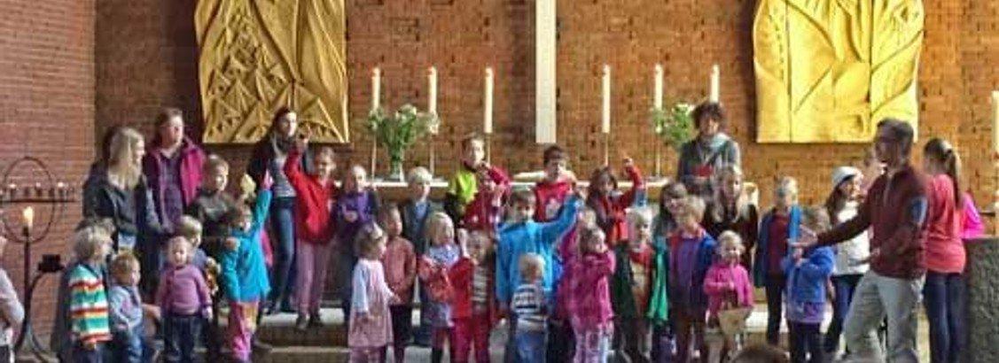 Kinderkirche - Abschlussfest