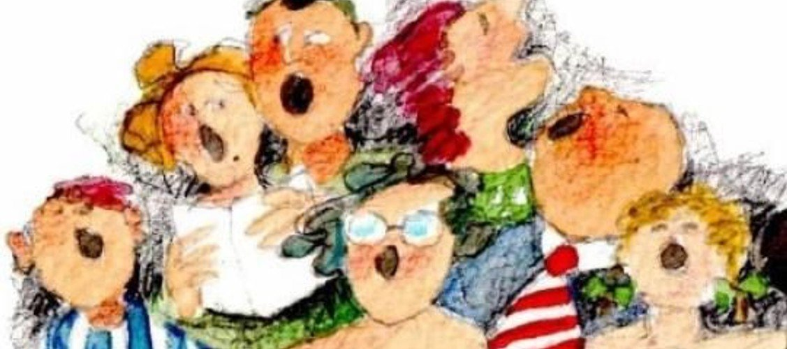 Syng sammen :)