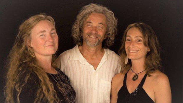 Verdenshjørnet med Trio Heart Resonance