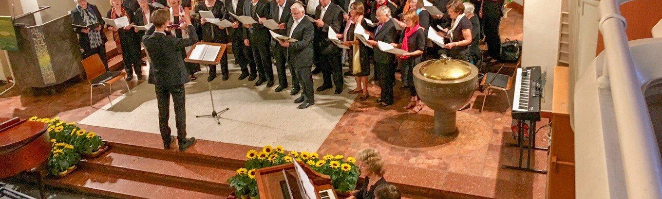 vivo - Chorkarussell mit Reinickendorfer Chören und Offenem Kanonsingen