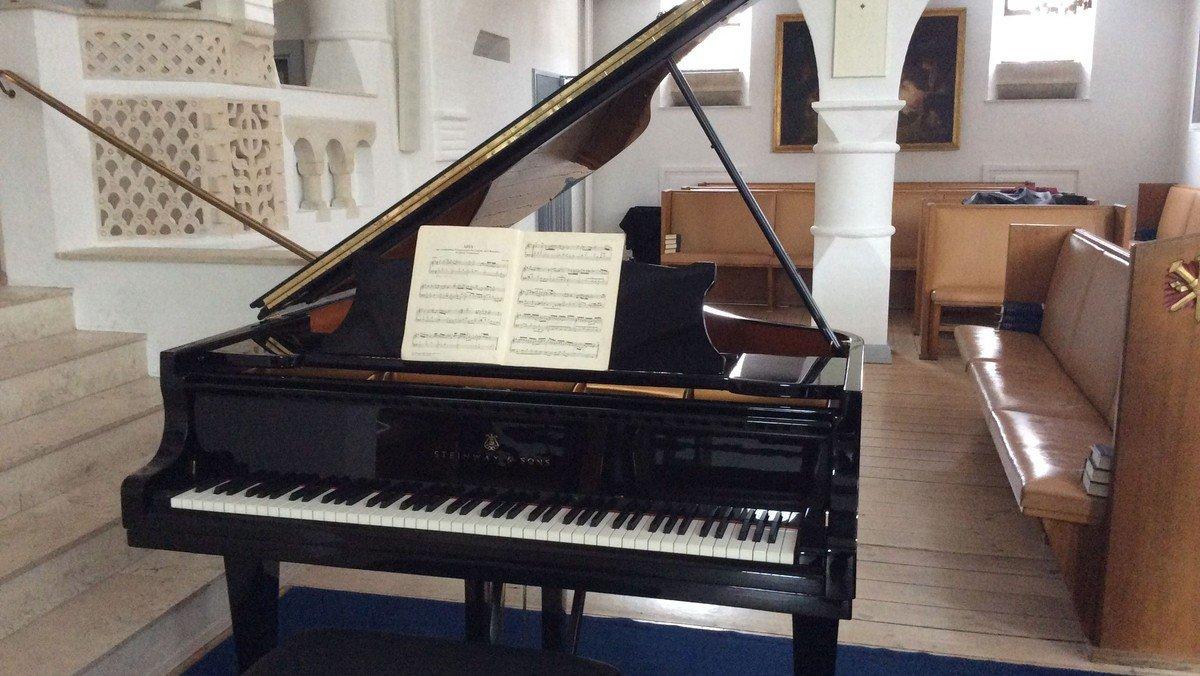 Schumann-koncert.