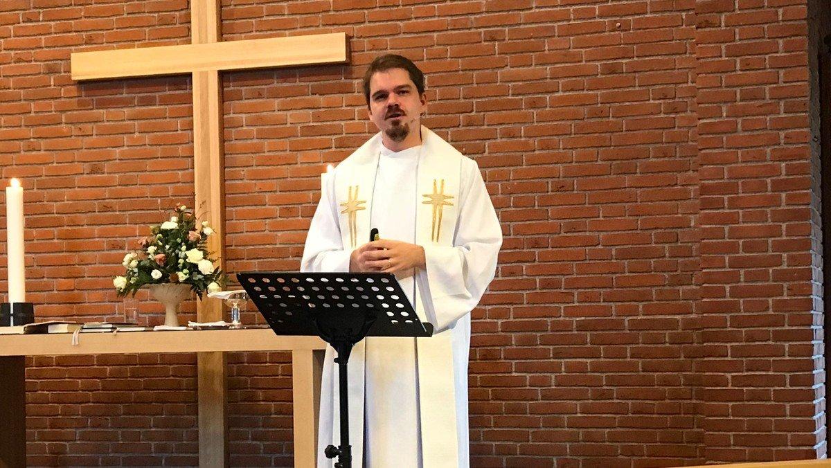 Afskedsgudstjeneste for Gerhard