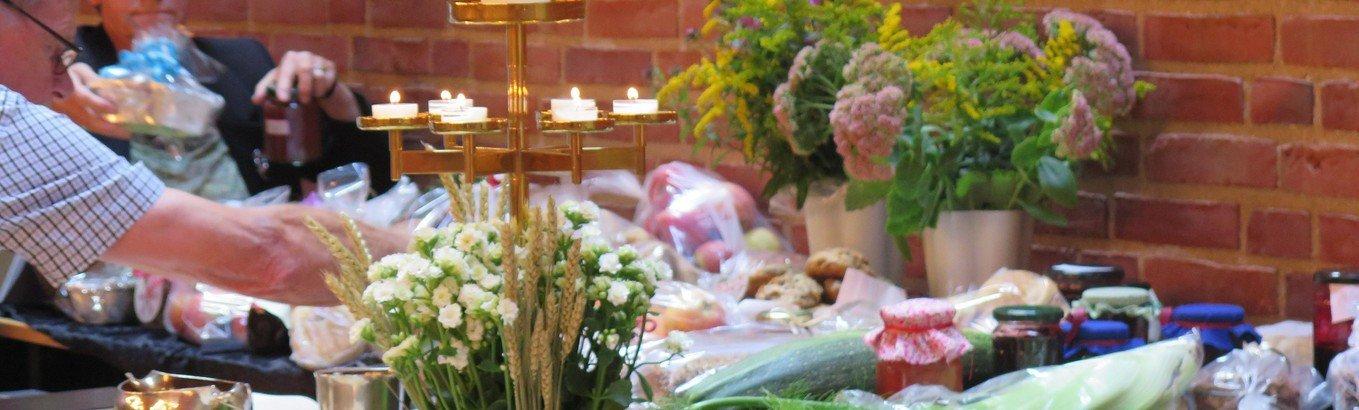 Høstgudstjeneste for ældre - sammen med Astershjemmet